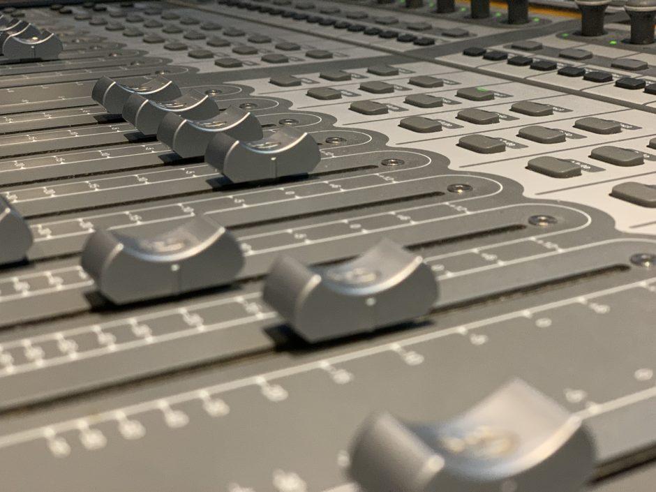 geluidsnabewerking